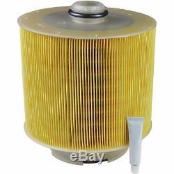 Set Mann-filter Inspection Kit 5w30 Engine Oil Longlife Audi A6 4f2 C6 Before