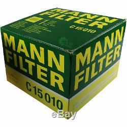 Set Mann-filter Inspection Kit 5w30 Engine Oil Longlife Audi A6 C7 Before 4g5