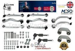 Set Of Front Suspension Track Control Arm Kit Audi Skoda Vw 16mm 1997-2008