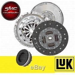 Set Steering Wheel + Inertia Clutch Kit Audi A4 A6 Passat 2.0 Tdi 103kw 140cv