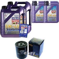 Sketch Inspection Filter Liqui Moly Oil 14l 5w-40 For Vw Golf IV 1j1 1.6