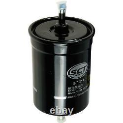 Sketch Inspection Filter Liqui Moly Oil 6l 5w-40 For Audi A4 8d2 B5 1.6