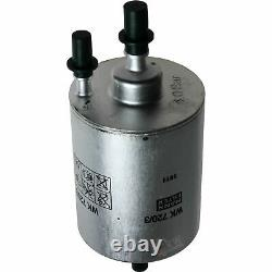 Sketch Inspection Filter Liqui Moly Oil 7l 5w-40 For Audi A6 4f2 C6 2.4