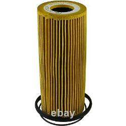 Sketch Inspection Filter Oil Liqui Moly 7l 5w-30 For Audi A6 4f2 C6 2.4