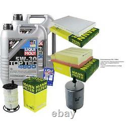 Sketch Inspection Filter Oil Liqui Moly Oil 10l 5w-30 For Audi A4 Front