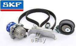 Skf Water Pump Timing Belt Kit Audi Tt 1.8 T Quattro Piston Engine Timing Belt Set