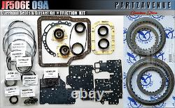 Speed Box Friction Revision Joint And Kit Sejatco, Jf506e, Vw, Audi, Ford