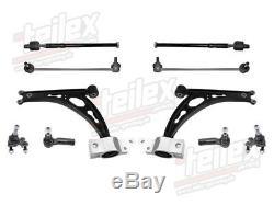 Suspension Arm Kit Set Audi A3 8p Vw Before Triangular Handlebar Bar Bar