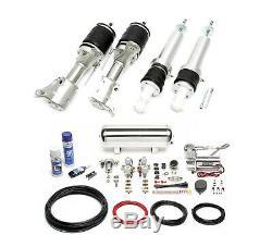 Ta Technix Luftfahrwerk-set Incl. Audi 80 Type B4 Saloon Compressor Kit