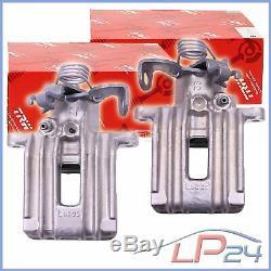 Trw Kit Set Rear Brake Calipers, Left Right Bhn303 Bhn304