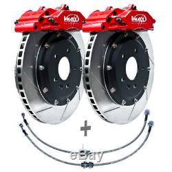 V-maxx Big Brake Kit 330mm Braking System Brakes Set Audi A3 8l S3 2wd