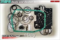 Zf5hp19 Gearbox Revision Seals& Joint + Friction Kit, 5hp19 4x4