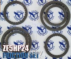Zf5hp24 Revision Kit, 5hp24 Friction Kit, Seal And Gasket Set, Bmw Jaguar