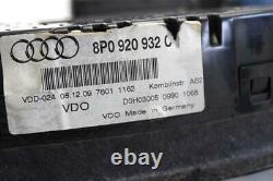 03L906023M Set Allumage Démarrage AUDI A3 1.6 D 77KW 5M 3P (2010) Rechange US