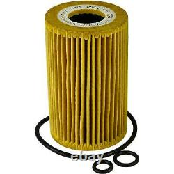 10L MANNOL 5W-30 Break Ll + Mann-Filter filtre Audi A6 4G2 C7 2.0 Tdi