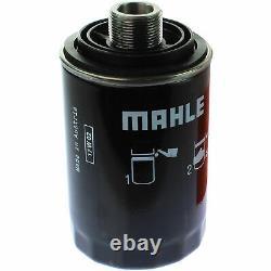 10x Original Mahle / Knecht Filtre Oc 456 + 10x Sct Moteur Flush Rinçage de