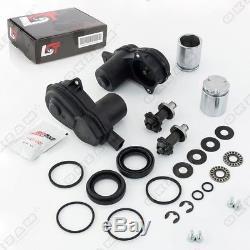2x Servomoteur Électrique Handbrake Etrier de Frein Set Réparation Kit pour Audi