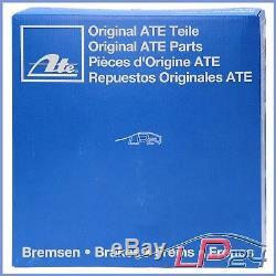 Ate Kit Jeu Set Disques Ventilés Ø320 24.0130-0185.1 + Plaquettes De Frein Avant
