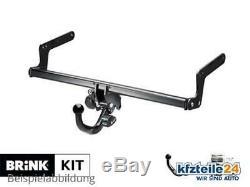 Attelage de Remorque Brink Kit Amovible Embrayage (Bmar) + E-Set pour Audi A6
