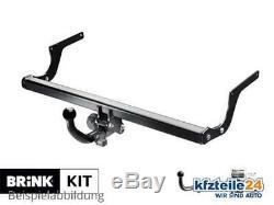 Attelage de Remorque Brink Kit Amovible Embrayage + E-Set pour Audi A4 B6