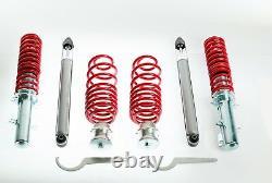 Audi A3 8L Amortisseurs filetés Ressorts reglables Kit suspension complet