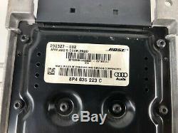 Audi A3 S3 8P Bose Son Système Kit Set Subwoofer Porte Haut-Parleurs et Ampli