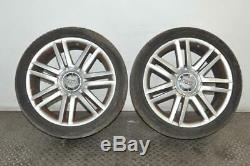 Audi A4 8E B7 S4 Quattro 2006 Rhd Alliage Roue Set Kit 5x 8JX18ET45 10581697