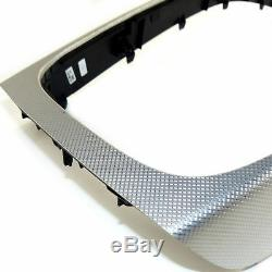 Audi A4 8K B8 Aluminium Set de Décoration Décor Éblouissement Coupez Kit