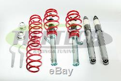 Audi A4 B6 B7 (8e) Cabrio 2wd / Quattro Hottuning Surcharges Surcharge Kit