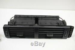 Audi A6 C5 4B Noir Air Radiateur Vent Grille Set Kit Amélioration 4B0819203