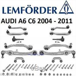 Audi A6 C6 2004-2011 Suspension Avant Nouveaux Bras De Commande Kit De Bras Set