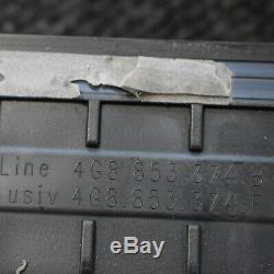 Audi A7 Sportback 4G8 Porte Pas Seuil Bordure Plaque Set Kit S-LINE 2012