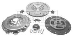 Borg & Beck Conversion Embrayage Set Uni Volant Kit HKF1030 5 An Garantie