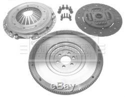 Borg & Beck Conversion Embrayage Set Uni Volant Kit HKF1040 5 An Garantie