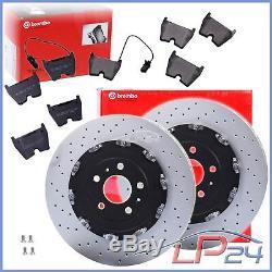 Brembo Kit Jeu Set Disques 09.9477.23+plaquettes P85132 De Frein Avant