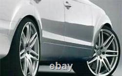 Caractere OEM Audi Q7 4L/4L9 FENDER Extension Roue Voûte Plantaire Kit Set De 6