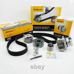 Conti Kit Courroie de Distribution+Pompe Audi VW 2,0l Tdi 16V Bkd Azv Bna Bva