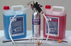 FAP Nettoyage Kit Filtres à Particules Diesel et Pot Catalytique FAP Flush Kit