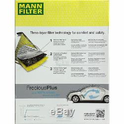 Filtre Set Kit +5W30 Huile Moteur pour Audi A3 8P1 Sportback 8PA VW EOS 1F7