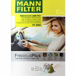 Filtre Set Kit +5W30 Huile Moteur pour Skoda Octavia Combi 1U5 Audi Tt 8N3