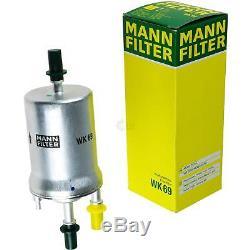 Filtre Set Kit +5W30 Huile Moteur pour VW Golf IV Cabriolet 1E7 V 1K1 1F7 1F8