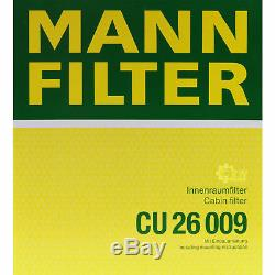 Filtre Set Kit +5W30 Huile Moteur pour VW Golf VII 5G1 BE1 Passat Modèle 3G5 BA5
