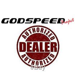 Godspeed TRACTION-S Abaissement Ressorts pour Audi A4 2002-2005 Kit B60 Set Bleu