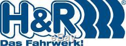 H & R ENTRETOISES DE ROUE homologation, pour Audi A5 Type B8 30/30MM Kit SW