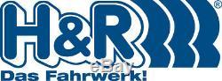 H & R Entretoises de Roue ABE pour Audi A5 Type B8 30/30mm Kit Si
