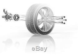 H & R Entretoises de Roue ABE pour Audi Q3 Type 8U 20/30mm Kit Sw