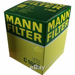 Huile Moteur 10L Mannol Defender 10W-40 + Mann-Filter Audi A8 4E 4.0