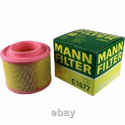Huile moteur 10L MANNOL 5W-30 Break Ll + Mann-Filter Audi A6 4F2 C6 S6 Quattro