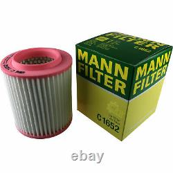 Huile moteur 10L MANNOL 5W-30 Break Ll + Mann-Filter Audi A8 4E 4.0 Tdi Quattro