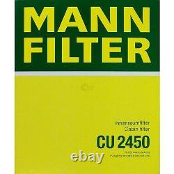 Huile moteur 6L MANNOL 5W-30 Break LL + MANN-FILTER Paquet De Filtre Audi Q5 8R